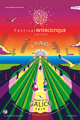 More information on the interceltic festival of Lorient